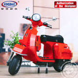 XINGBAO XB-03002 The Vespa P200 Moto - Your World of Building Blocks