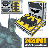JACK J13002 Batman Book - Your World of Building Blocks