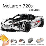 Mould King 13145 1:8 Mclaren 720S - Your World of Building Blocks