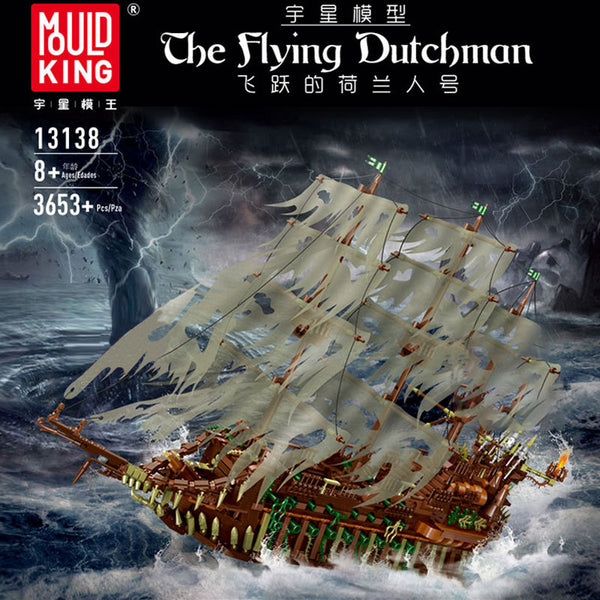 Mould King 13138 The Flying Dutchman