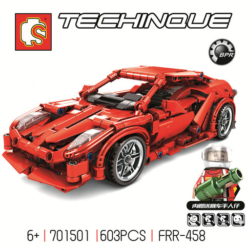 SEMBO 701501 Super Racing Car FRR-458