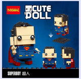 DECOOL 6835-6846 Super Heros - Your World of Building Blocks