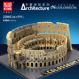 Mould King 22002 The Colosseum