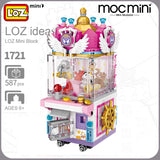 LOZ 1721 Clip Doll Machine - Your World of Building Blocks