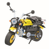WINNER 7071 The Mini monkey Motorcycle