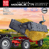 Mould King 17021 Tractor Supplement Pack 4 IN 1