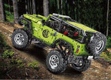 RAEL LE-J902 1:8 WRANGLER RUBICON - Your World of Building Blocks