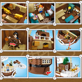 SY 6297 One Piece Meili pirate ship - Your World of Building Blocks