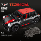 QIZHIE 23020 MINI Cooper - Your World of Building Blocks