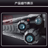 Mould King 21005 Republic Attack Cruiser