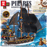 ZHEGAO QL1803 Pirates Ship - Your World of Building Blocks