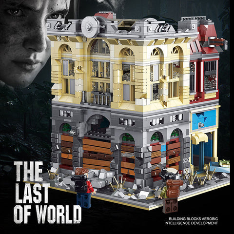 18K K126 the Bank in the Last of the World