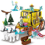 SY 1429 Ice carriage - Your World of Building Blocks