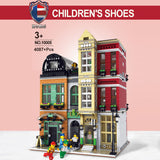 RAEL 10005 Shoes Shop - Your World of Building Blocks