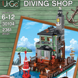URGE 30104 Diving Shop