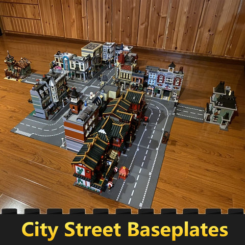LP City Road Street Baseplates