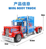 Mould King 15001 RC Muscle Truck - Your World of Building Blocks
