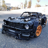 DECOOL 33003 1:8 Ford Mustang Hoonicorn - Your World of Building Blocks