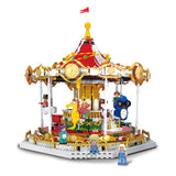 XINGBAO XB-30001 Anderson's Fairy Carousel - Your World of Building Blocks