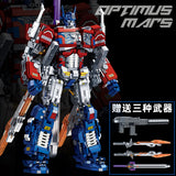 SixSix Bricks 772 Optimus Prime Movie Version