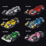 Mork 023004-023009 F1 Racing Cars