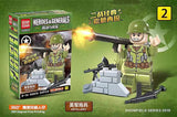 QuanGuan 100076 Gun Weapon - Your World of Building Blocks