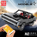 Mould King 13081 RC Muscle Car