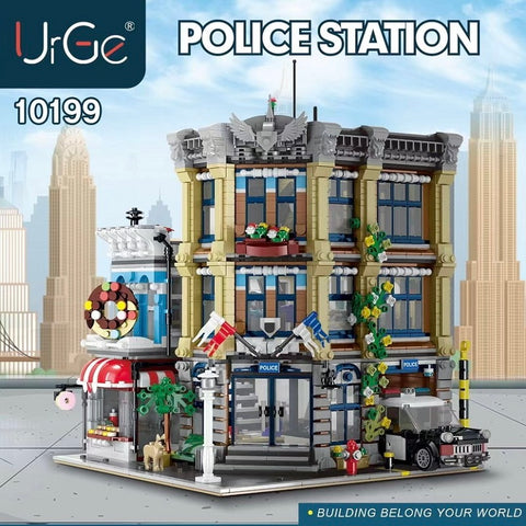 URGE 10199 Brick Town Police Station