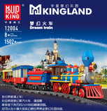 Mould King 12004 RC Dream Train