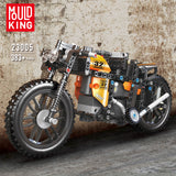 Mould King 23005 Fast RC Motorcycle