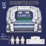 KAIYU K86101 1:600 Estadio Santiago Bernabeu - Your World of Building Blocks