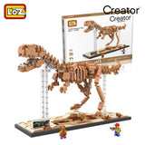LOZ 9023 Tyrannosaurus Fossil - Your World of Building Blocks