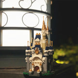 SY 6584 8 IN 1 Disney Castle Princes - Your World of Building Blocks