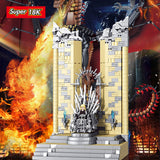 18K K130 IRON THRONE