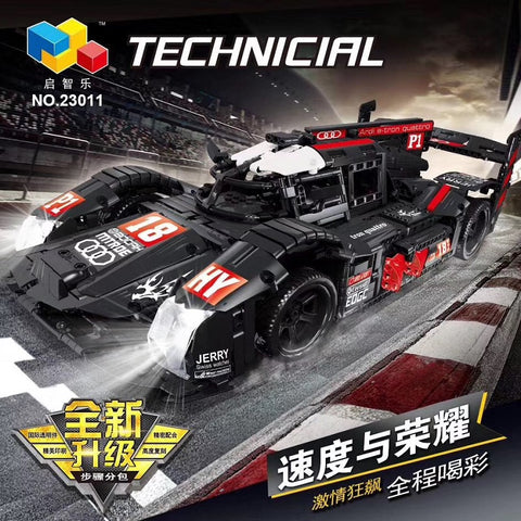 QIZHILE 23011 RC Super Racing Car R18