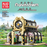 Mould King 16019 Botanical Garden Shop with LED lights - Your World of Building Blocks