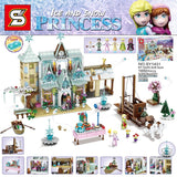 SY 1431 Ice Village - Your World of Building Blocks