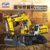 WINNER 7121 RC Crawler Excavator