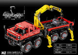 Mould King 13146 RC ARTICULATED LOGGING TRUCK - Your World of Building Blocks
