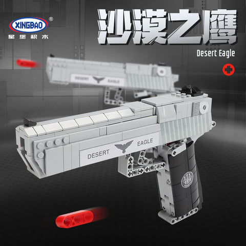 XINGBAO XB-24004 Desert Eagle - Your World of Building Blocks