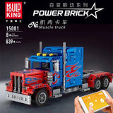 Mould King 15001 RC Muscle Truck