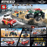 SY 6762 Racing Cars - Your World of Building Blocks