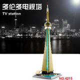 WANGE 4215 Toronto TV Tower - Your World of Building Blocks