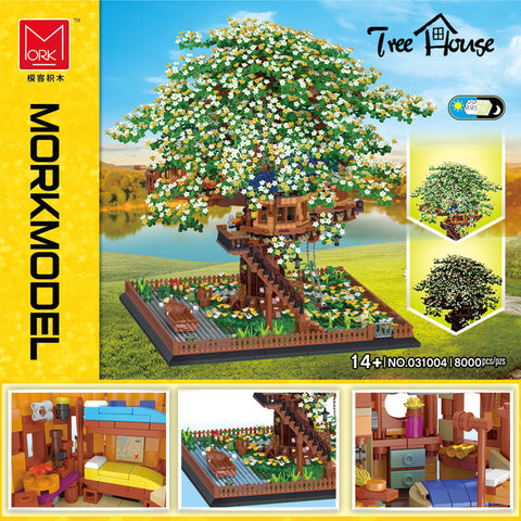 Mork 031004 Tree House