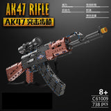 CADA C61009 AK-47 Assault rifle - Your World of Building Blocks