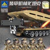 KAZI KY10006 1:30 Type 84 Bridge Tank