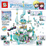 SY 1458 Ice Castle - Your World of Building Blocks