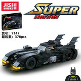 DECOOL 7147 1989 Batmobile - Your World of Building Blocks