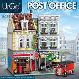 URGE 10198 Brick Square Post Office