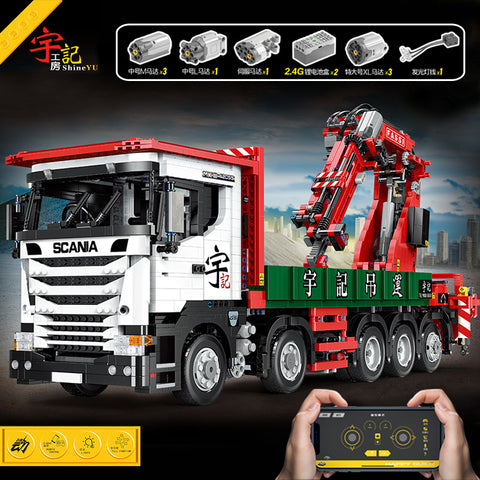 XINYU YC-GC 008 RC LARGE CRANE